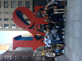 AFS students are loving NYC!
