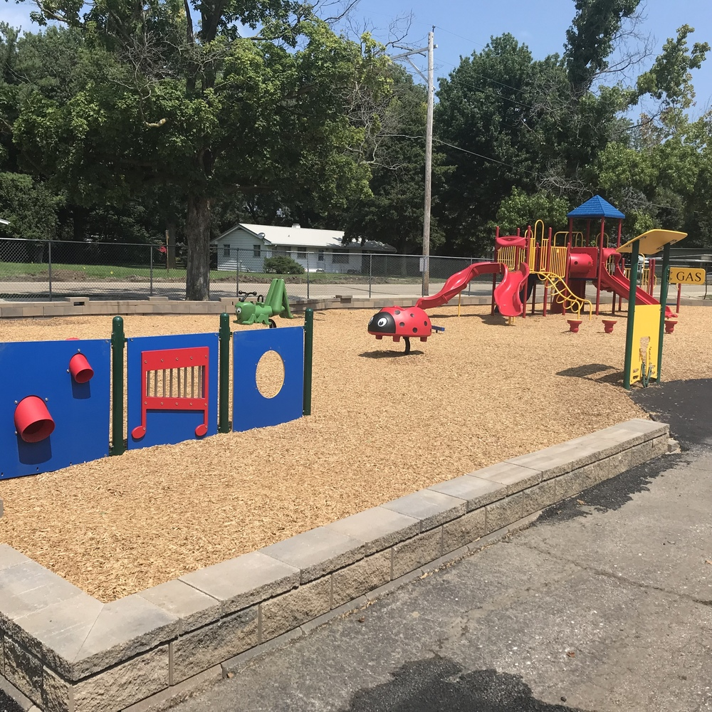 Playground Upgrade