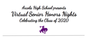 Honors Nights start tonight!