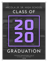 Graduation 2020 Ceremony - July 25, 2020