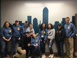 Arcola FFA in Indy