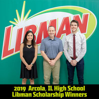 The Libman Company Scholarship Winners