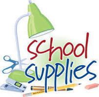 2019-2020 Jr. Sr. High School Supply List
