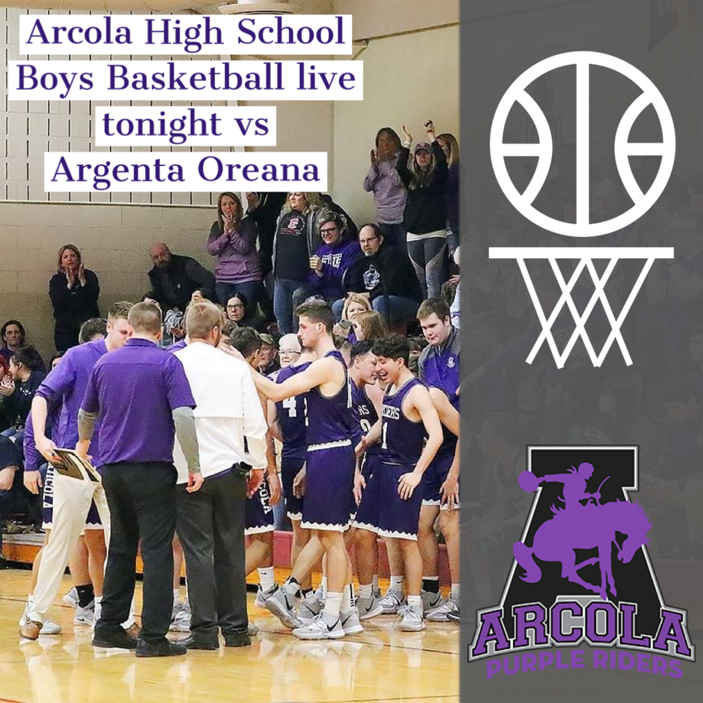 HS Boys basketball vs. Argenta Oreana