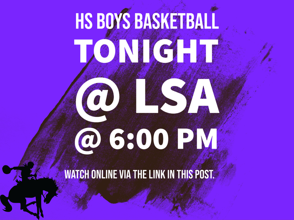 HS Boys Basketball @ LSA
