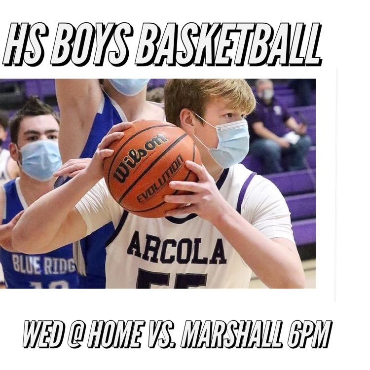 Hs boys vs Marshall