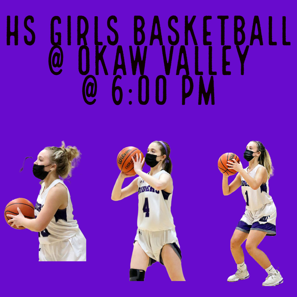 HS Girls Basketball vs. Okaw Valley