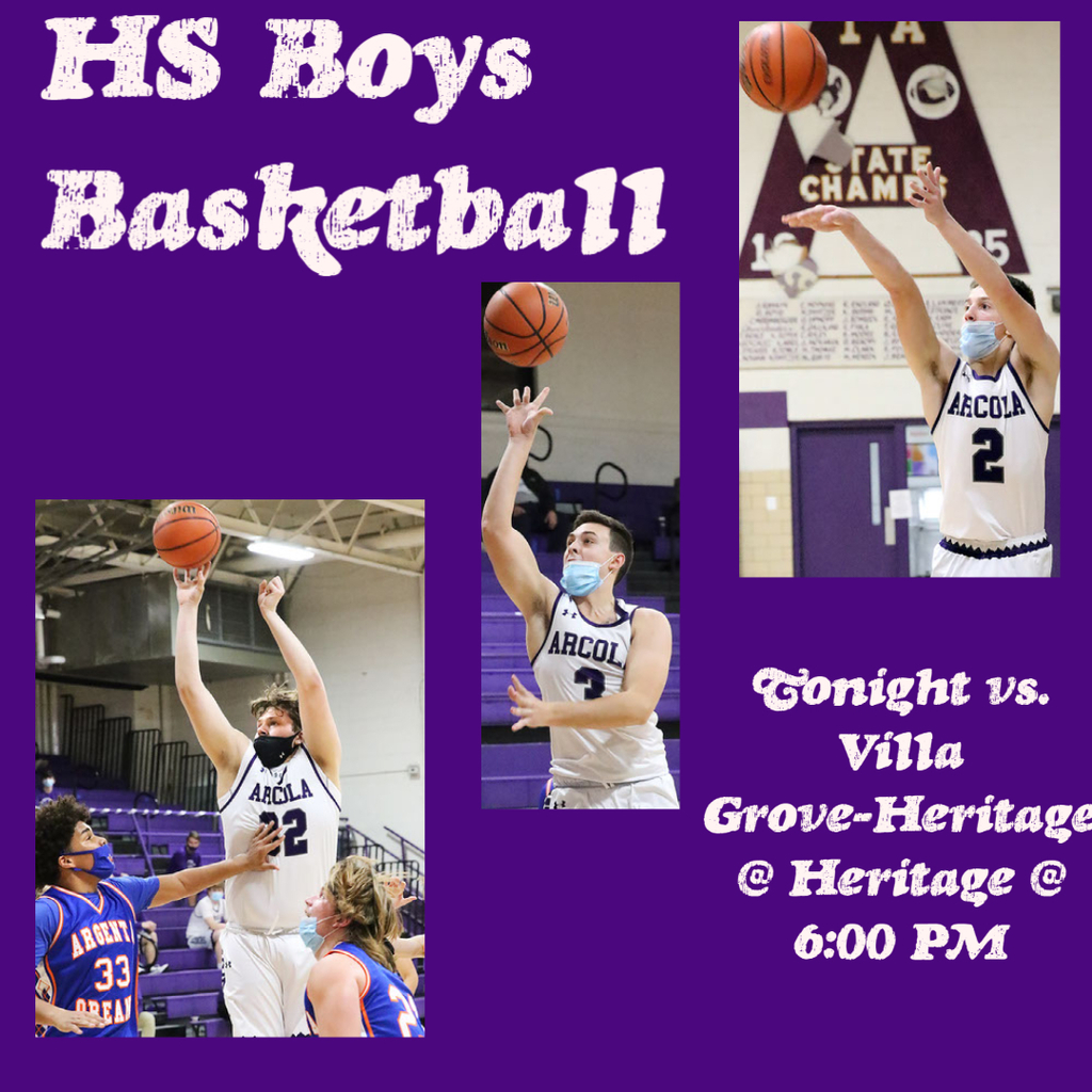 HS Boys vs. Villa Grove