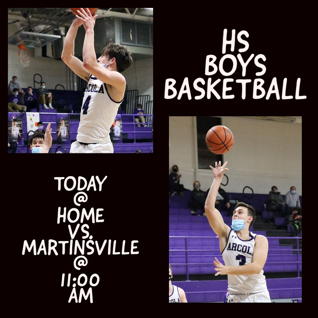 HS Boys vs. Martinsville