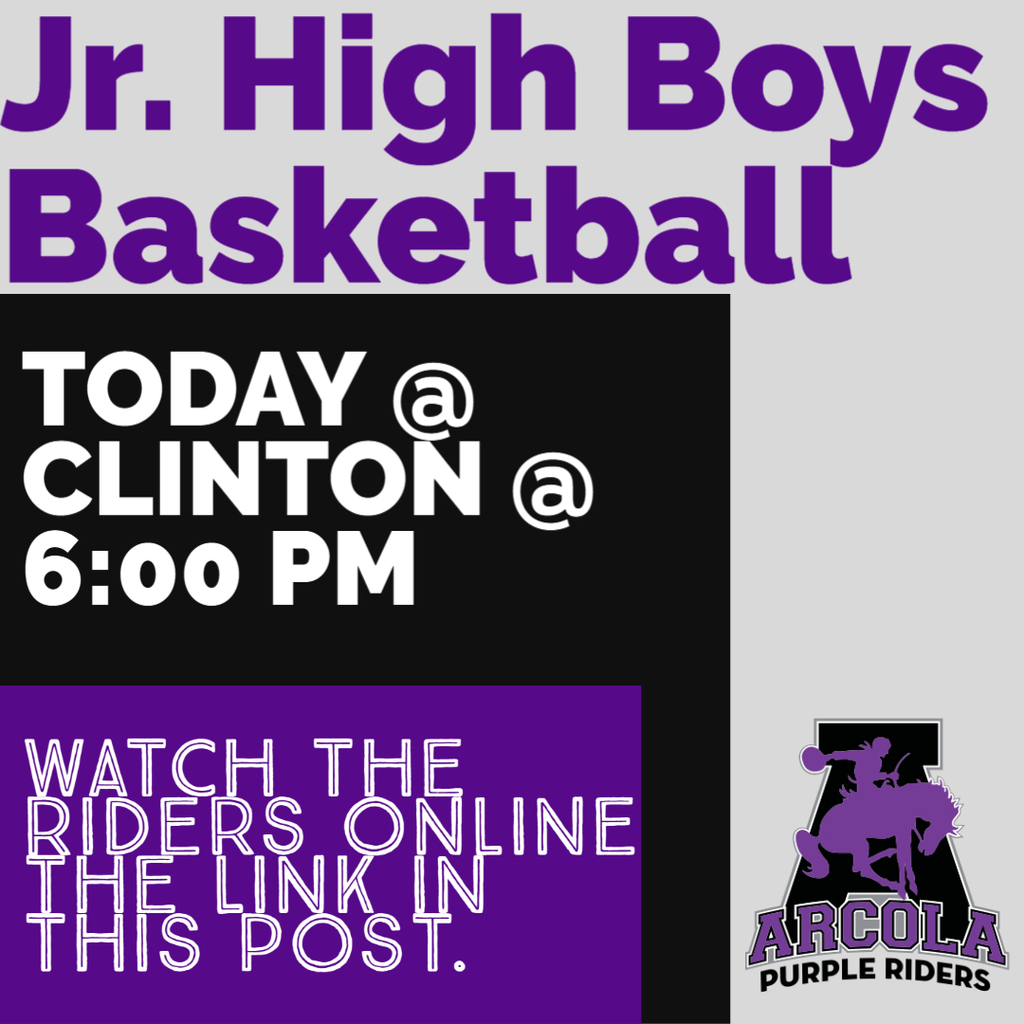JH Boys basketball @ Clinton