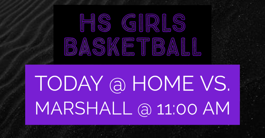 HS Girls Basketball vs. Marshall