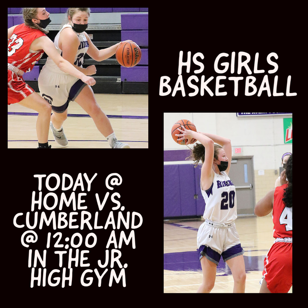 HS Girls vs. Cumberland