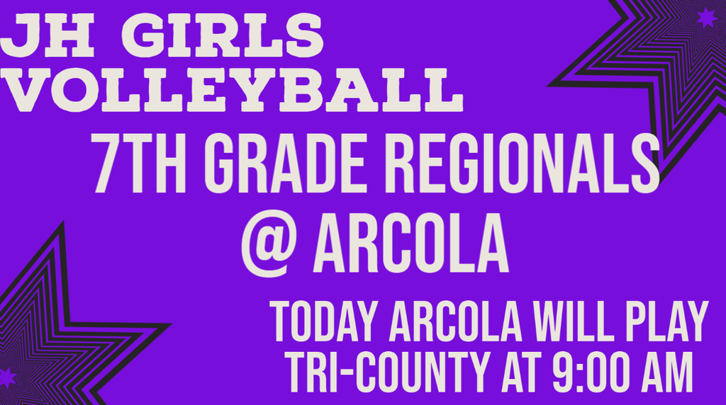 7th Grade Volleyball Regionals Arcola vs. Tri County