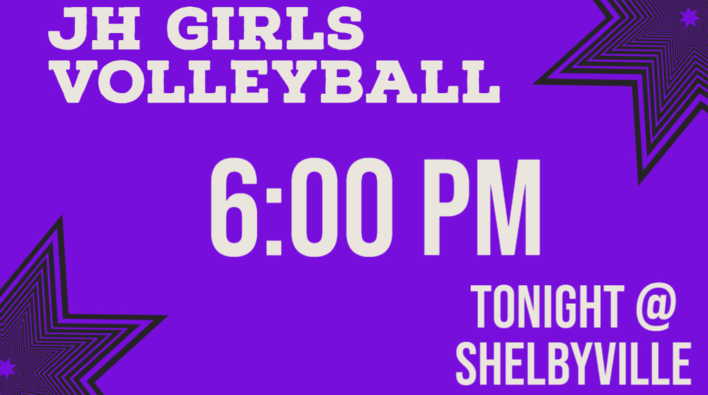 JH Volleyball vs. Shelbyville