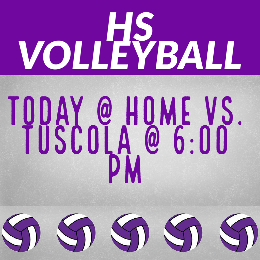 Volleyball vs. Tuscola