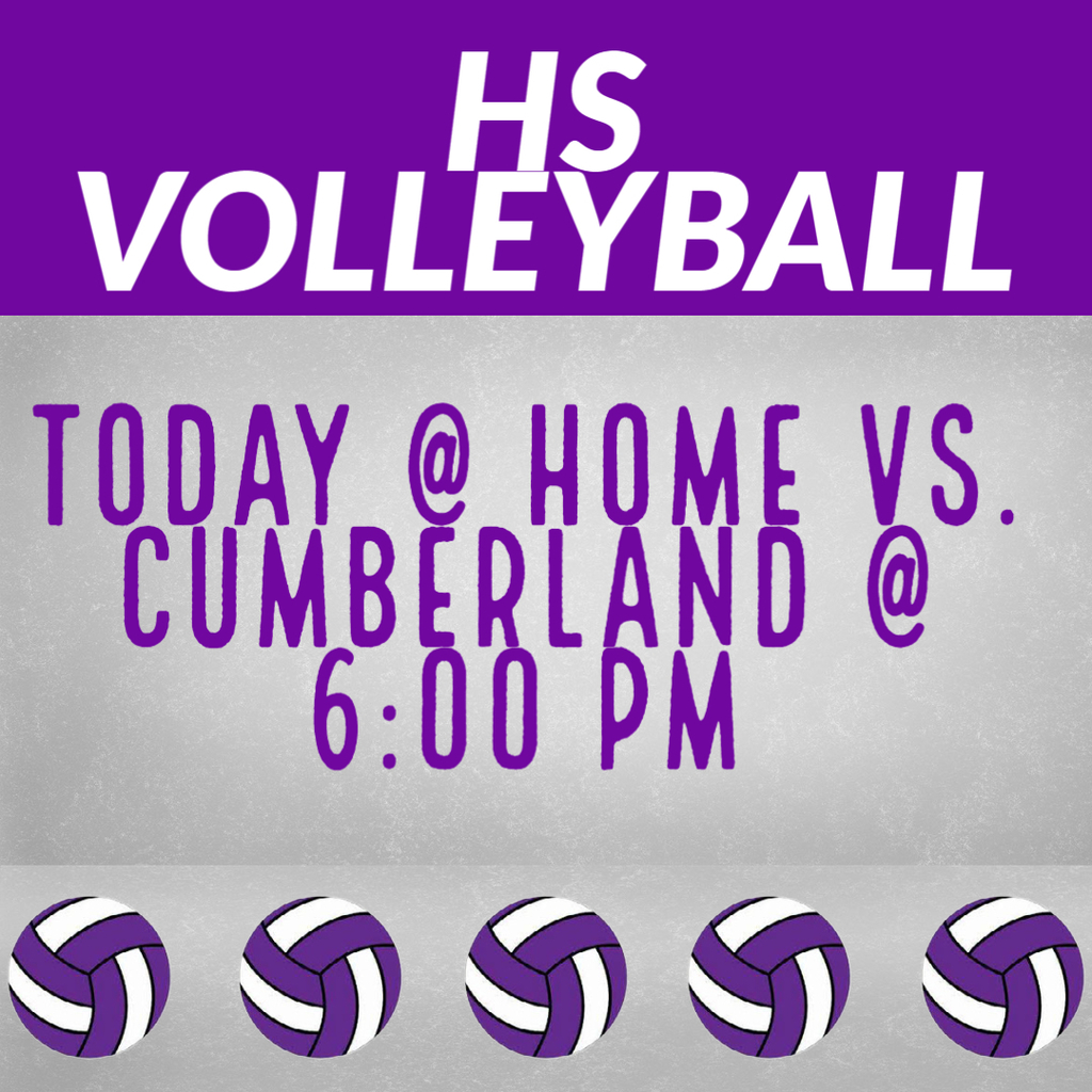 HS Volleyball vs. Cumberland