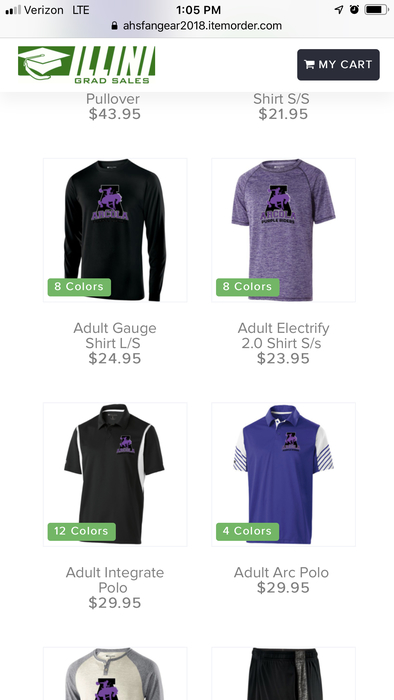 Purple Rider Flash Sale