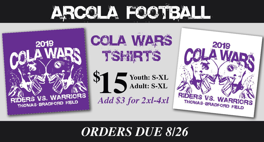 Cola War Shirts