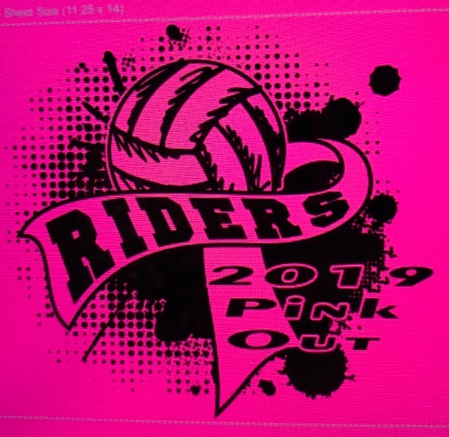 Pink Out Shirt Image