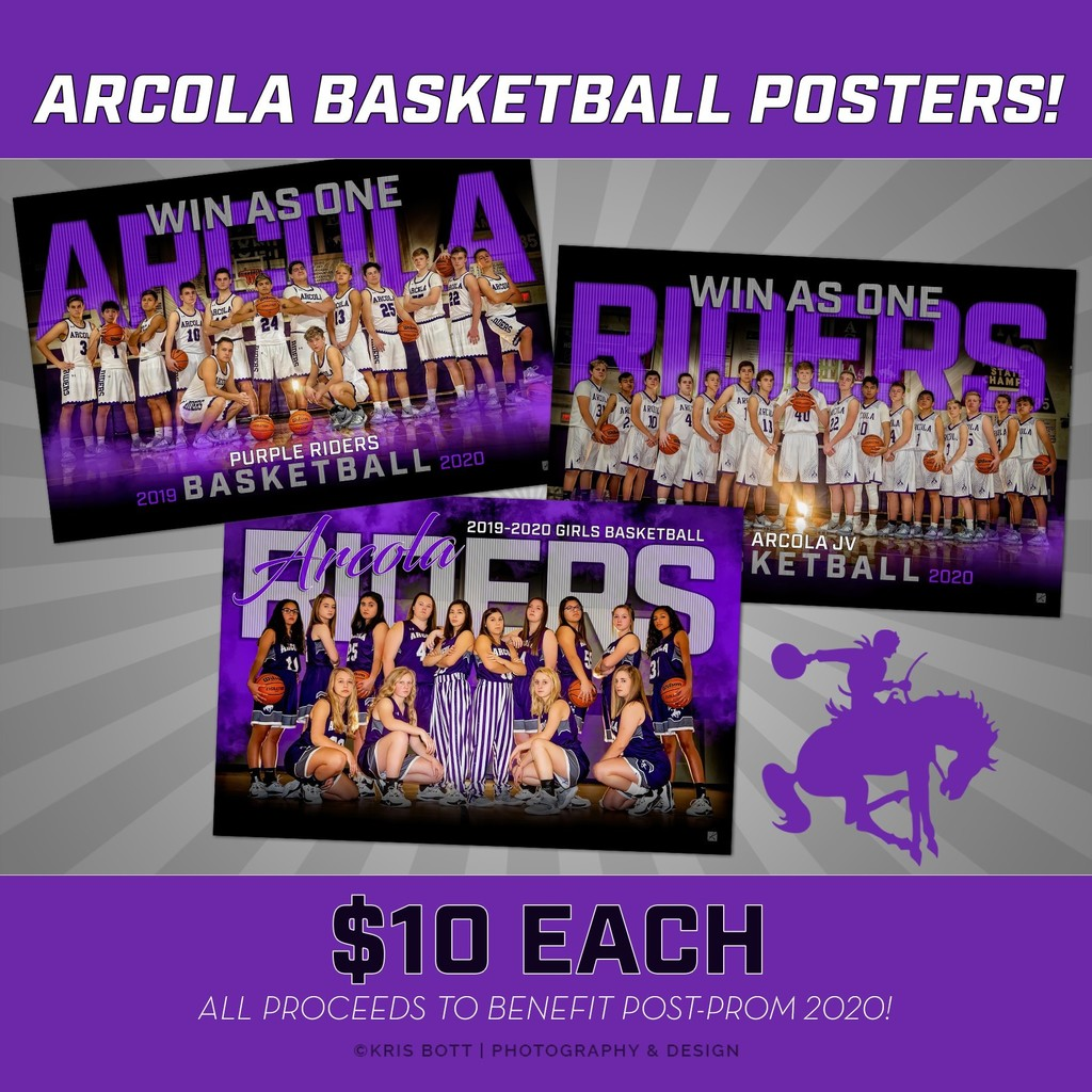 Basketball Posters