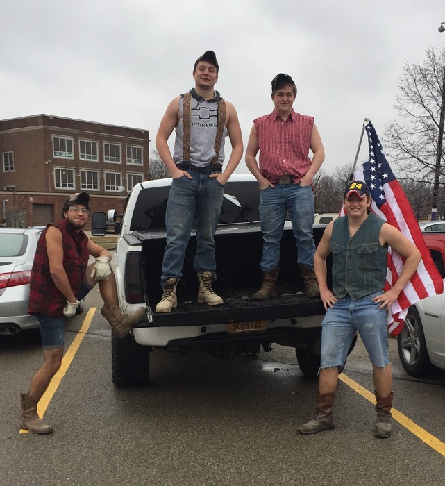 FFA Week - Redneck Day
